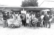 SORENID donates 500,000 naira worth machines to prevent 'Europe by road' journey