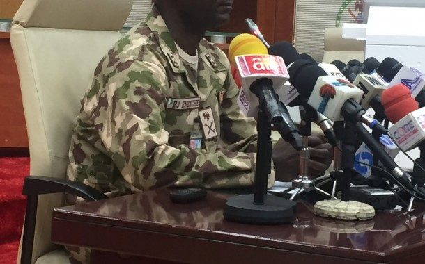 Stop attacking peaceful protesters- DHQ warns thugs, miscreants