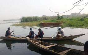 NGO cleans Jabi Lake in FCT, Abuja