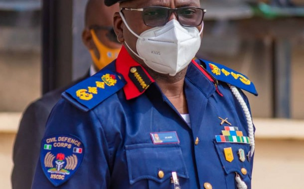 Insecurity: NSCDC boss, Audi, harps on intelligence gathering, sharing