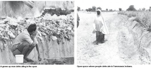 Open defecation: 763 Nigeria LGA's risk disease outbreak