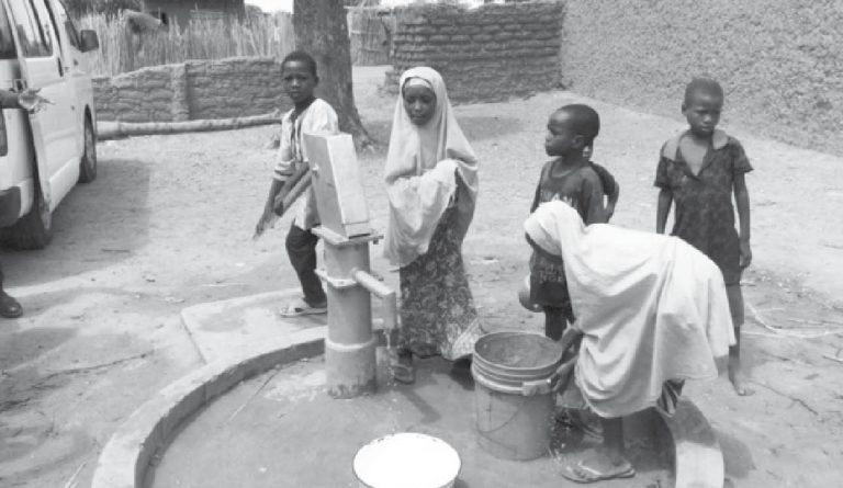 Kano community tackling open defecation through integrated WASH system