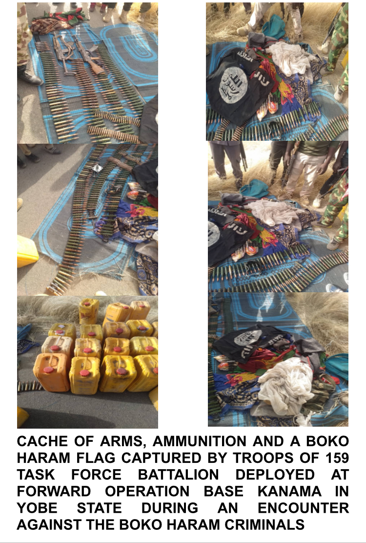 Troops kill top Boko Haram commander, others in Borno, Yobe