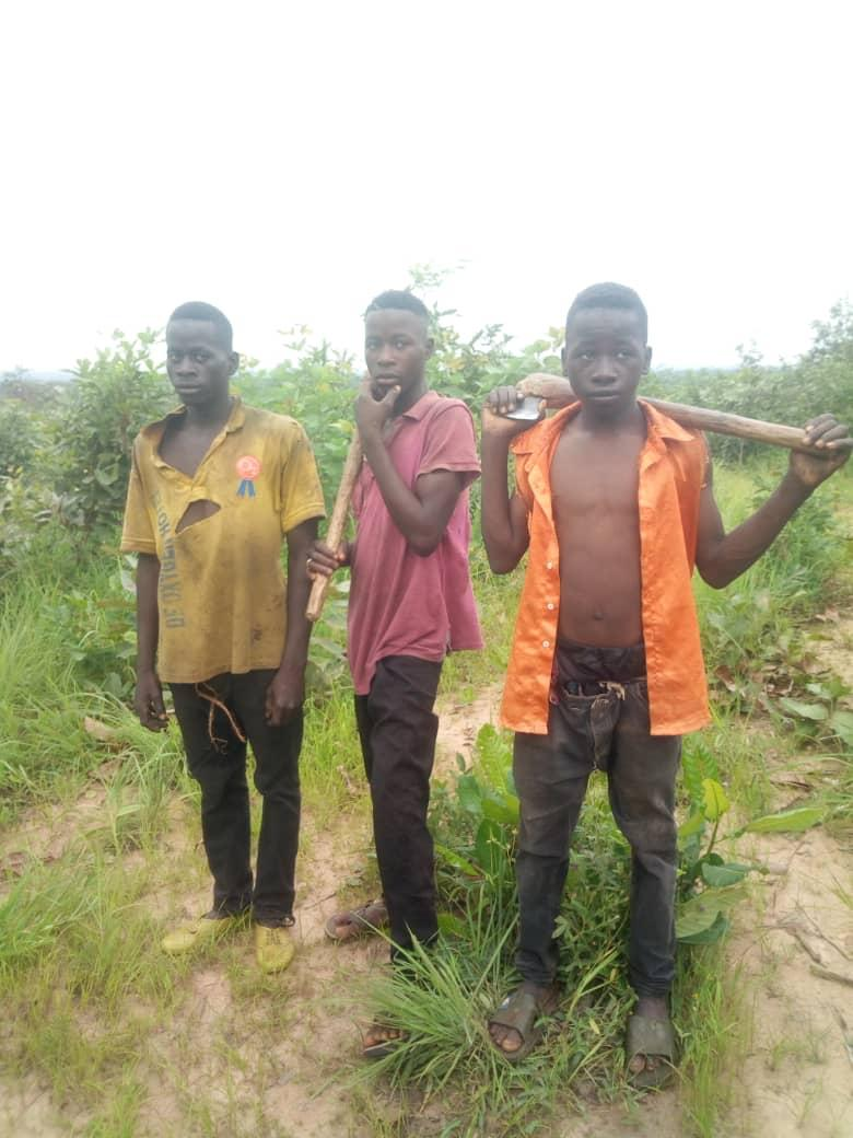 Troops rescue 3 kidnapped victims in Kaduna
