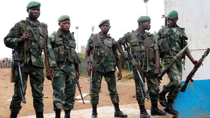 Troops arrest 14 Sara Suka members in Jos