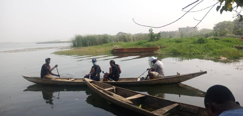 NGO cleans Jabi Lake in FCT, Abuja