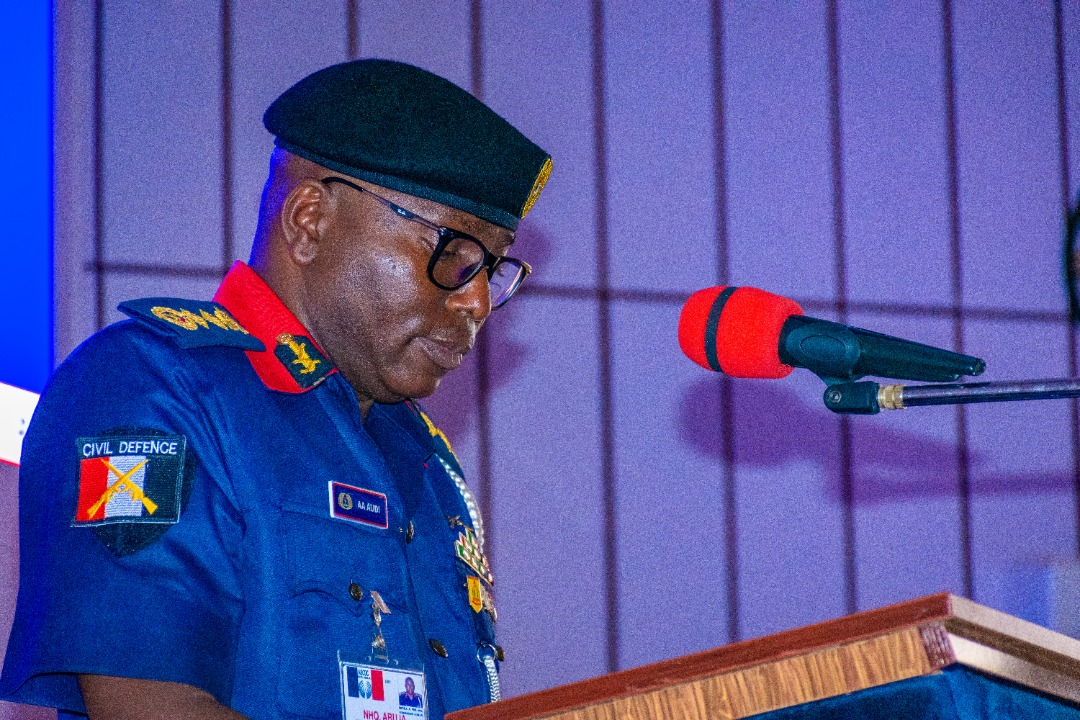 NSCDC boss calls for renewed mindset, actionable intelligence to boost security