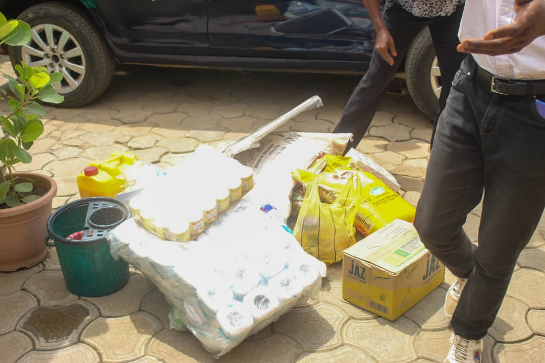Xploits consulting donates food items, toiletries, stationeries to 4 orphanage homes in FCT